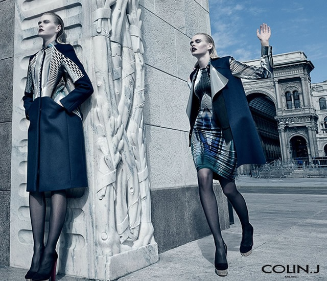 Colin J autunno/inverno 2013 | Image courtesy of Colin J