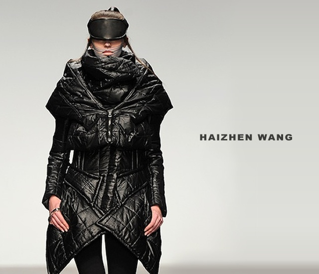 Haizhen Wang fall/winter 2013