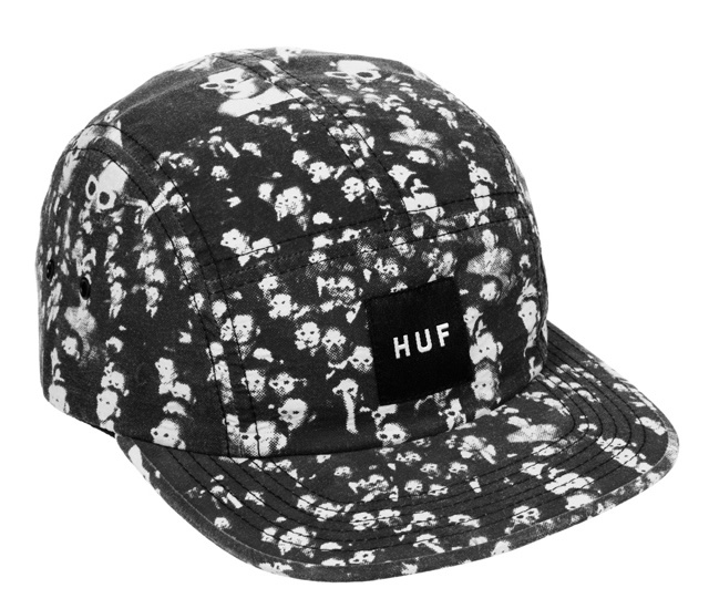 Huf panel cap