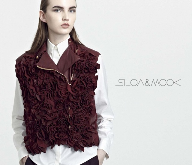 Siloa and Mook fall/winter 2013 | Image courtesy of Siloa and Mook