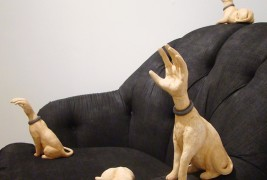 The Human Animal sculpture - thumbnail_1