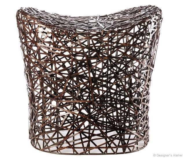 Designer's Atelier Copper Stools