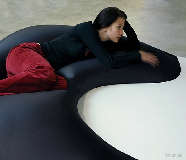 Orca lounge furniture | Image courtesy of Sotamaa