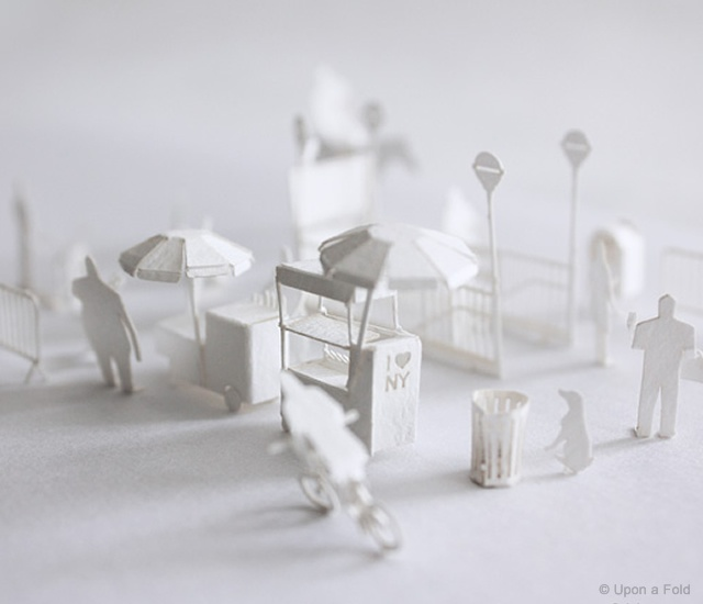 Paper world by Upon a Fold | Image courtesy of Upon a Fold