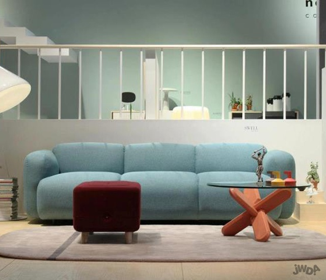 Swell sofa | Image courtesy of Jonas Wagell
