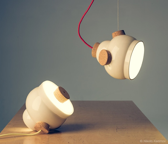 Winnie lamps | Image courtesy of Nikolo Kerimov, Lassi Häkkinen