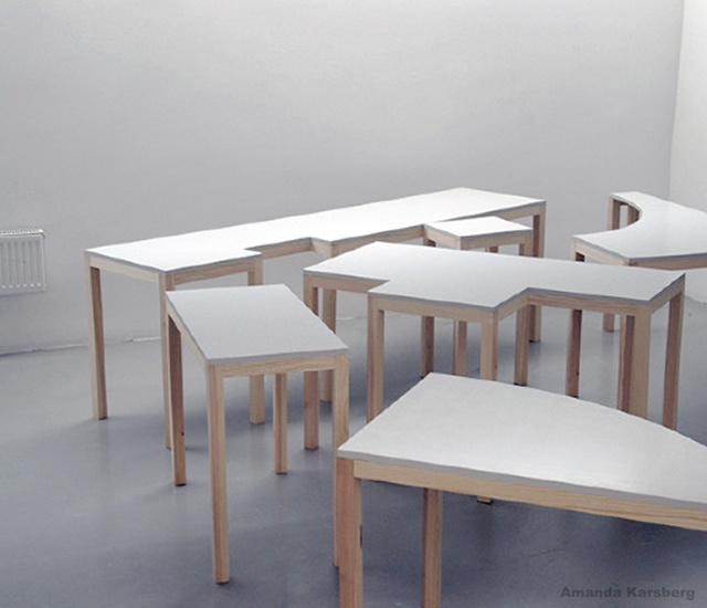 Tavolo componibile 7wonders it themag for Modular table design