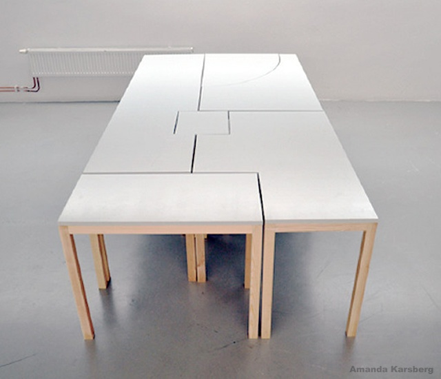 7wonders modular table en themag