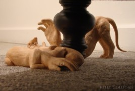 The Human Animal sculpture - thumbnail_7