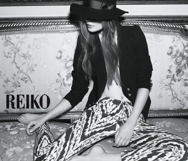 Reiko Jeans spring/summer 2013 | Image courtesy of Reiko Jeans