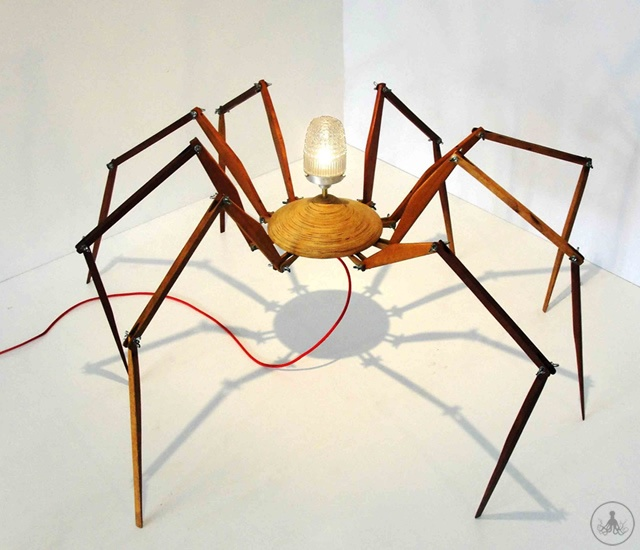 Spider furniture | Image courtesy of Oficina Polvo