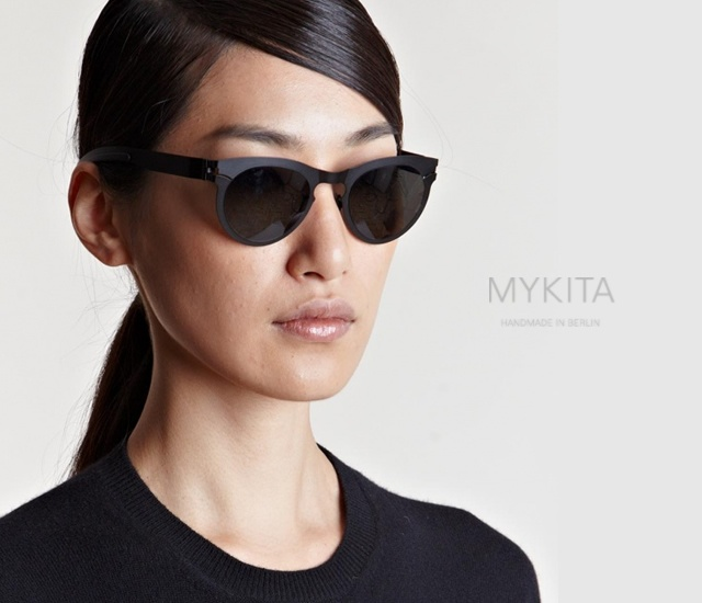Aritana sunglasses by Mykita