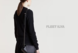 Fleet Ilya diamond handbag - thumbnail_1