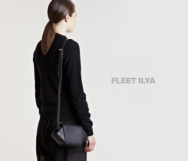 Fleet Ilya diamond handbag