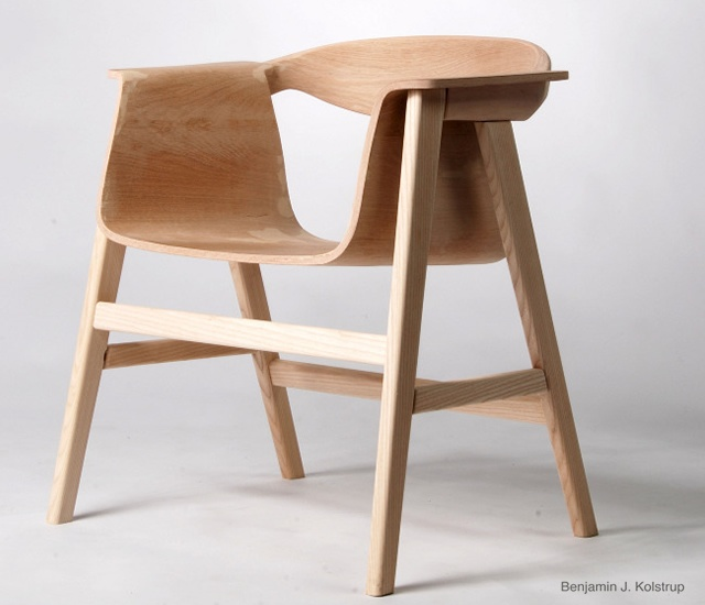 Gjerrow armchair | Image courtesy of Benjamin Joen Kolstrup