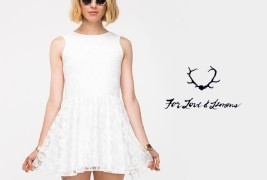For Love and Lemons white dress - thumbnail_1