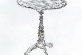 Tilt Top table - thumbnail_2