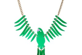 Tatty Devine parrot necklace - thumbnail_2