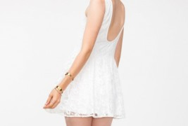 For Love and Lemons white dress - thumbnail_3