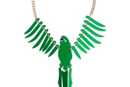 Tatty Devine parrot necklace - thumbnail_3