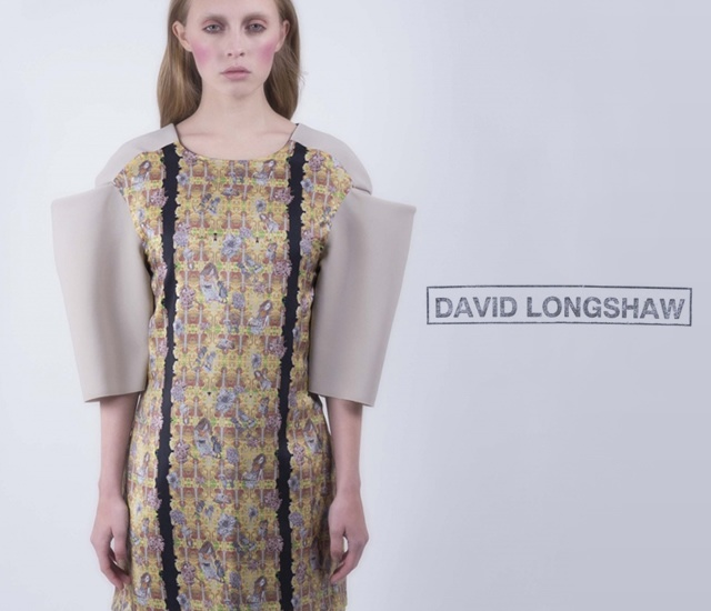 David Longshaw fall/winter 2013 | Image courtesy of David Longshaw