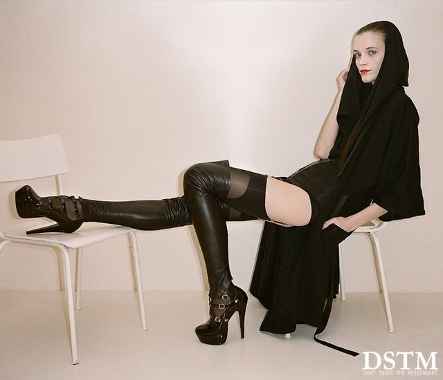 DSTM fall/winter 2013 | Image courtesy of DSTM