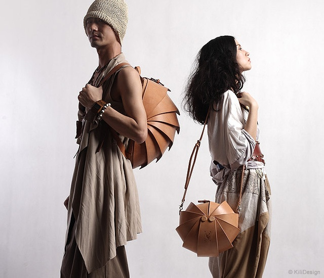 KiliDesign bags | Image courtesy of KiliDesign