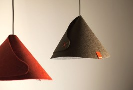 Felt lampshade - thumbnail_5