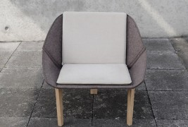 Chevalet armchair - thumbnail_1