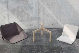 Chevalet armchair - thumbnail_2
