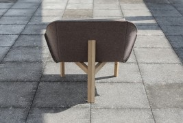 Chevalet armchair - thumbnail_6