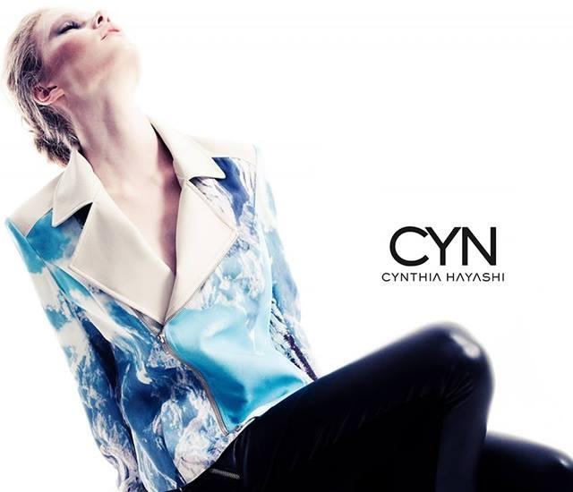 Cynthia Hayashi fall/winter 2013 | Image courtesy of Cynthia Hayashi