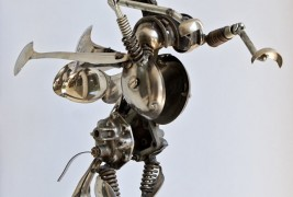 Mechanical insect sculptures - thumbnail_10