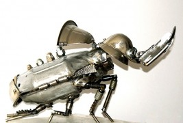 Mechanical insect sculptures - thumbnail_11