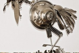 Mechanical insect sculptures - thumbnail_12