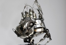 Mechanical insect sculptures - thumbnail_13