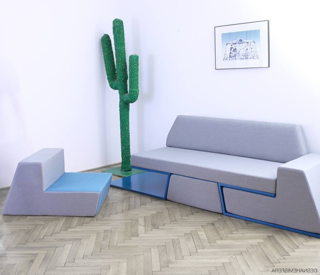 Prime sofa | Image courtesy of Desnahemisfera, M Tom