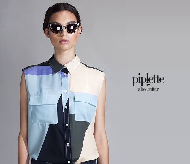 Piplette spring/summer 2014 | Image courtesy of Piplette