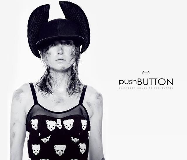 Collezione Black Highlight by PushBUTTON | Image courtesy of PushBUTTON