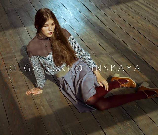 Olga Sukhotinskaya fall/winter 2013 | Image courtesy of Ivan Skorikov