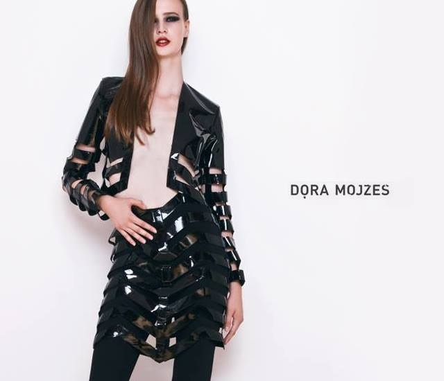 Dora Mojzes fall/winter 2013 | Image courtesy of Dora Mojzes