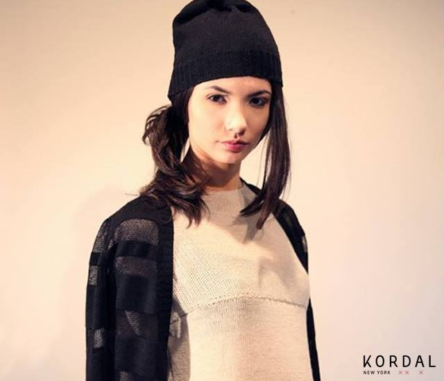 Kordal Knitwear fall/winter 2013 | Image courtesy of Kordal Knitwear