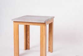 WoodConcrete chair - thumbnail_1