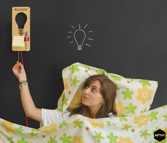 Bed Ideas lamp
