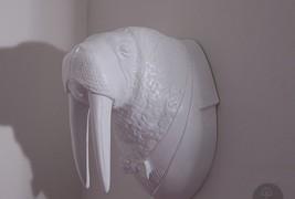Masquerade gentleman head trophy - thumbnail_4