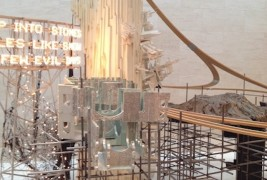 Lee Bul Exposition in Mudam - thumbnail_12