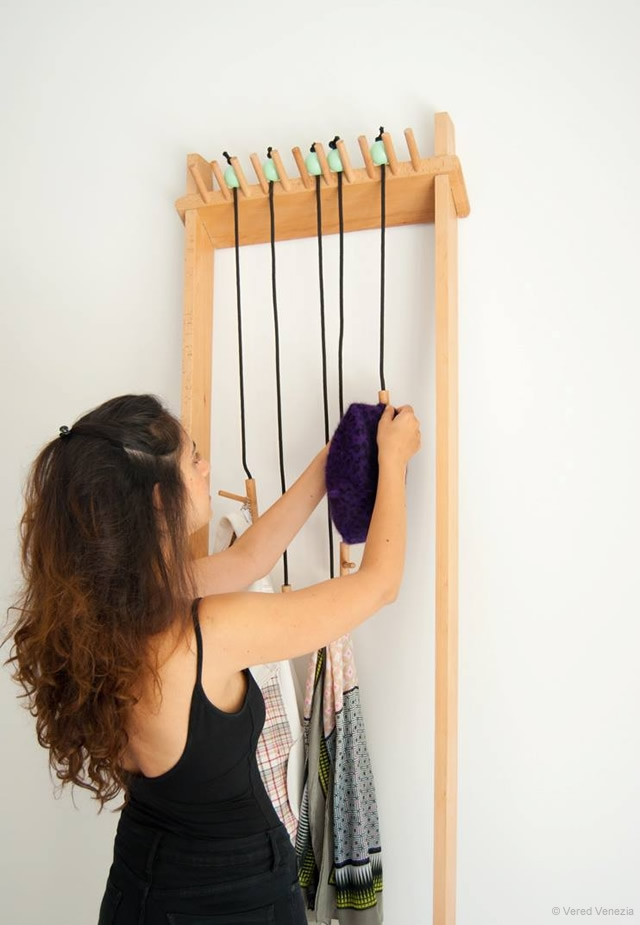 coat rack hook blomus edelstahl garderobe venea. Black Bedroom Furniture Sets. Home Design Ideas