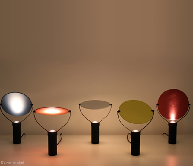 L'assiette lamp | Image courtesy of Beatrice Durandard, Kissthedesign