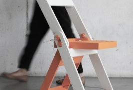 Folding chair by Pawel Kochanski - thumbnail_1