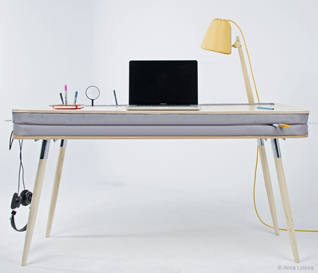 Oxymoron desk | Image courtesy of Anna Lotova